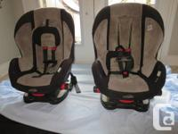 Twins!  Selling two (2) Evenflo Car Seats.  Excellent