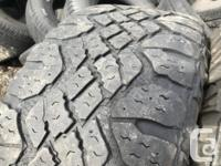 These tires are in decent shape and great for someone
