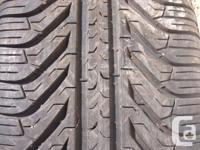 Back Tires 255-45-ZR17 Front Tires 225-50-ZR17 90%