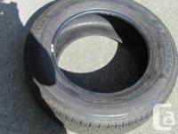 Set of 4 P265/60r18 Michelin Latitude new factory