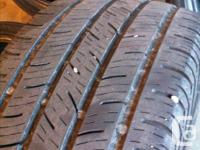 """""""CONTINENTAL"""" 225/40/R17 - 91H (**SET OF 2)"""