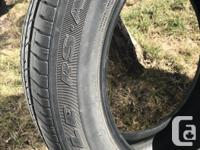 Good Year Eagle RS-A All Season P205 / 55R16 Came off a