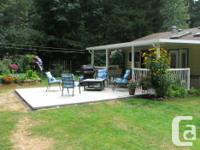 Aluminium Hand rails for patios measuring as follows: