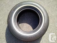 Hello, I have a full set of (4x) tires that were used