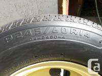 """I HAVE FOR SALE A SET OF 14""""X7"""" CORVETTE RALLY WHEELS"""