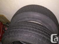 Four Toyo All Season 165/13R tires new condition100%