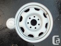 set of four factory ford F150 7 bolt 17 inch Rims. They