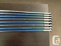 I have a set of Level Two irons from 3 - PW (Ping Eye