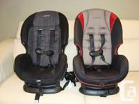 Set of Like New Cosco Safety seat -Lots Life Before