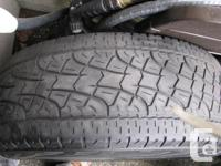 I have 4 wheels that just came off my Ford Expedition,