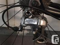 Sette Forza Elite Carbon Time Trial bike Had this bike