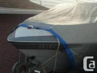 I am selling a 1988 Chris Craft fiberglass boat. PRICE