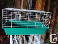 *EACH RABBIT CAGE (EXCLUDING COMMERCIAL CAGES) CAN COME