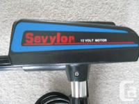 Sevylor Electric 12V Electric motor for small boats,