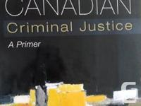 Canadian Law: An Introduction by Neil Boyd - 5th