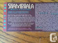 Selling my Shamb ticket this year because i'm not able