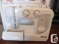 Shark SewPerfect Sewing Machine  O.B.O.  $80.00