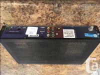 Shaw Arris DCX3510 HD DVR HD Dual Tuner 500 Gig Shaw