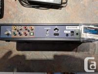 Excellent condition, Motorola HD cable box with 2