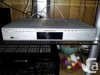 HD digital PVR box for use with Shaw cable. HDMI and