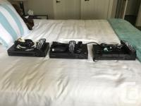 SHAW GATEWAY HDPVR AND 3 PORTALS. INCLUDES 3 REMOTES,