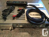 Excellent condition, older Shaw cable set top box, used for sale  British Columbia