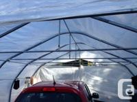 20 ft X 20 ft Car Shelter or any other purpose that