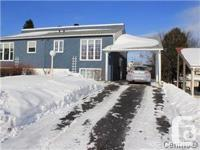 Very nice paired located in Rock Forest Mi-Vallon