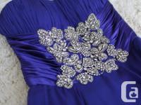 My graduation dress from a few years ago Sherri Hill,