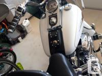 Make Harley Davidson Year 2007 kms 70000 Shes beautiful