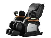LH SHIATSU MASSAGE THERAPY CHAIR WITH HEAT THEREAPY.
