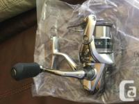Excellent to mint condition Shimano Stradic 2500HGS