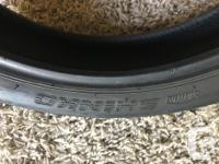 I have a Shinko front road tire 120x70R17 for a front