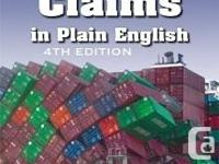 TransportLawTexts presents a book on freight claims in