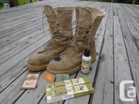 BOOTS - Danner Waterproof Armed force Boots. Ft. Lewis