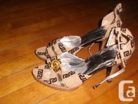 i have a selection of shoes available for sale from LV,