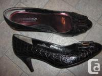 All Shoes are $15 a pair except for the Franco Sarto