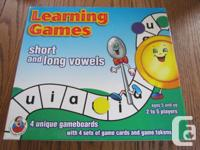 This is a set of four games based on nursery rhyme