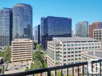 Bellevue Pacific Tower condominium available. Deluxe