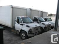 Make. GMC. Model. C7500. Year. 2006. Colour. white.