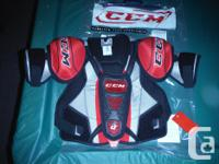 For sale is a brand-new with tags established of CCM U