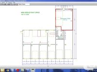 Sq Ft 810 27 x 30 - 810 sqft with 2 -10 x 10 overhead