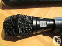 Excellent micro pour les chanteurs de sc