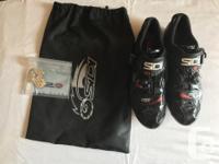 Hello! Top notch SIDI ERGO 3 Vernice Carbon road shoes
