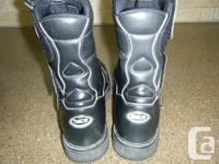 Like New, SIDI Motorcycle Boots Size 41, Equivalent to