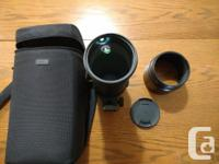 Sigma 150-500mm f/5-6.3 APO HSM with Canon EF mount
