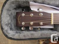 thei guitar is like new and plays and sounds