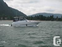 2004 Chaparral Signature 240 (26 ft.) with unusual 8.1