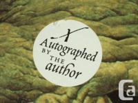 SIGNED EDITION OF ROBERT BATEMAN'S BOOK ''SAFARI ''