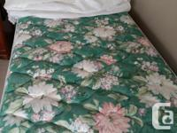 Simmons Beauty Sleep Complete Single Mattress set &